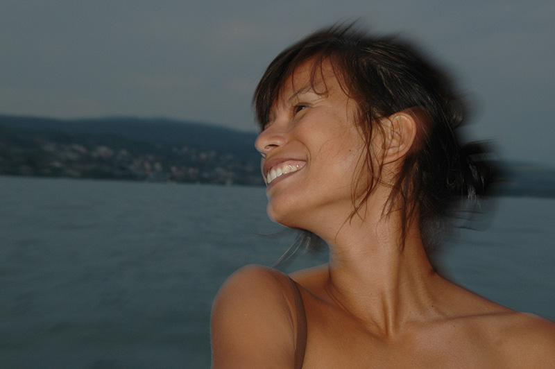Anita lacht