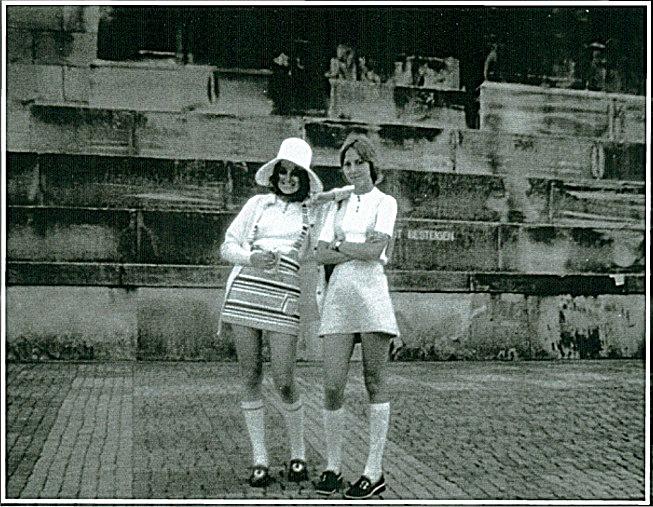 Anita und Martina