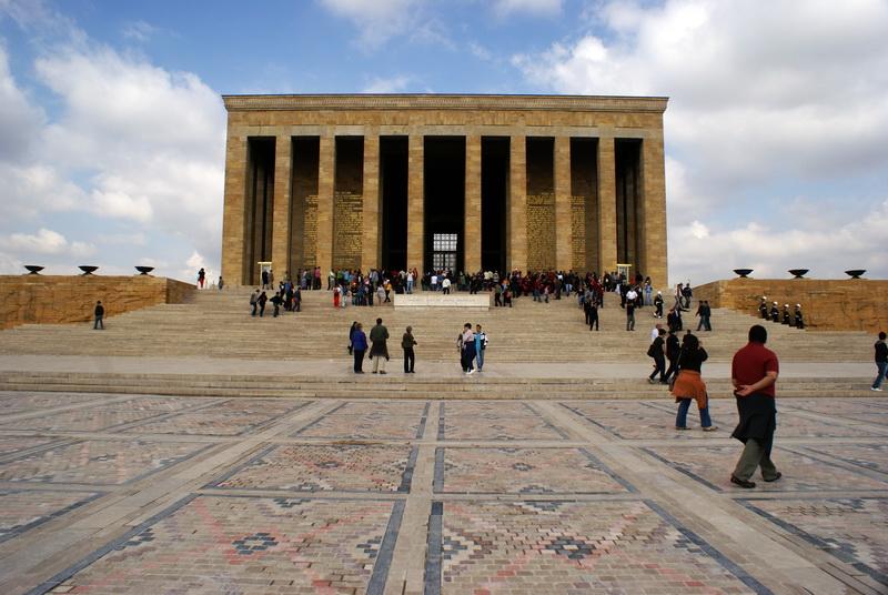 Anitkabir - Ankara Turkiye