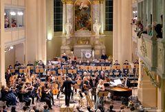 Anja Bachmann, GMD Raoul Grüneis, Mittelsächsische Philharmonie