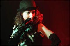 Anja ..... Freigeist Viersen .... Music & Light Night