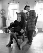 Anja Hackl und Oliver Tissot
