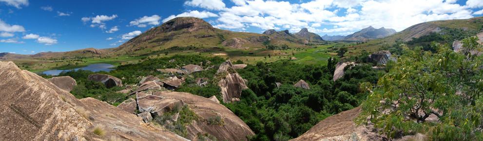 Anja Park Madagaskar, Panorama