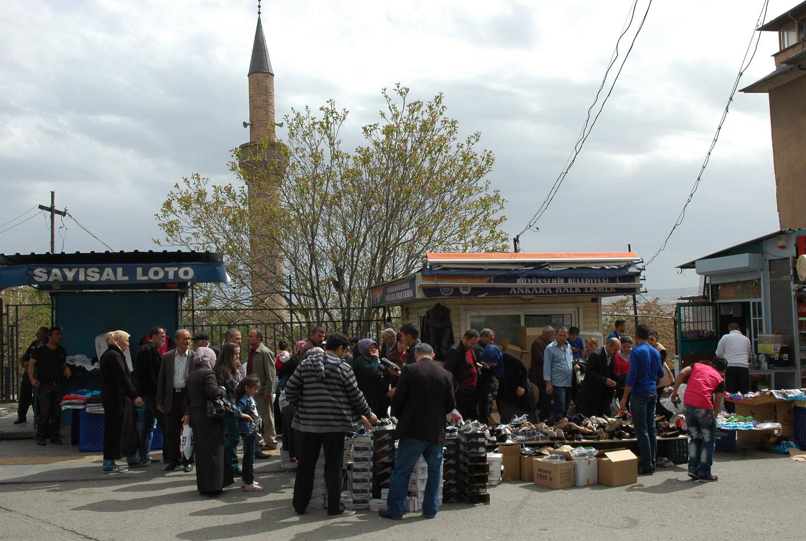 Ankara - market