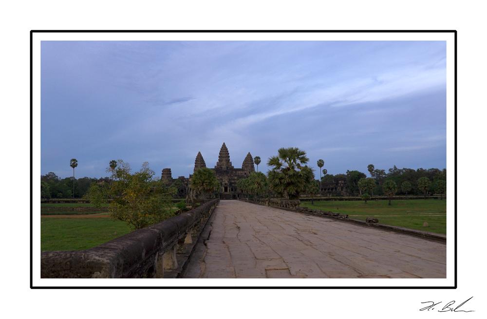 Ankor Wat ganz ohne...