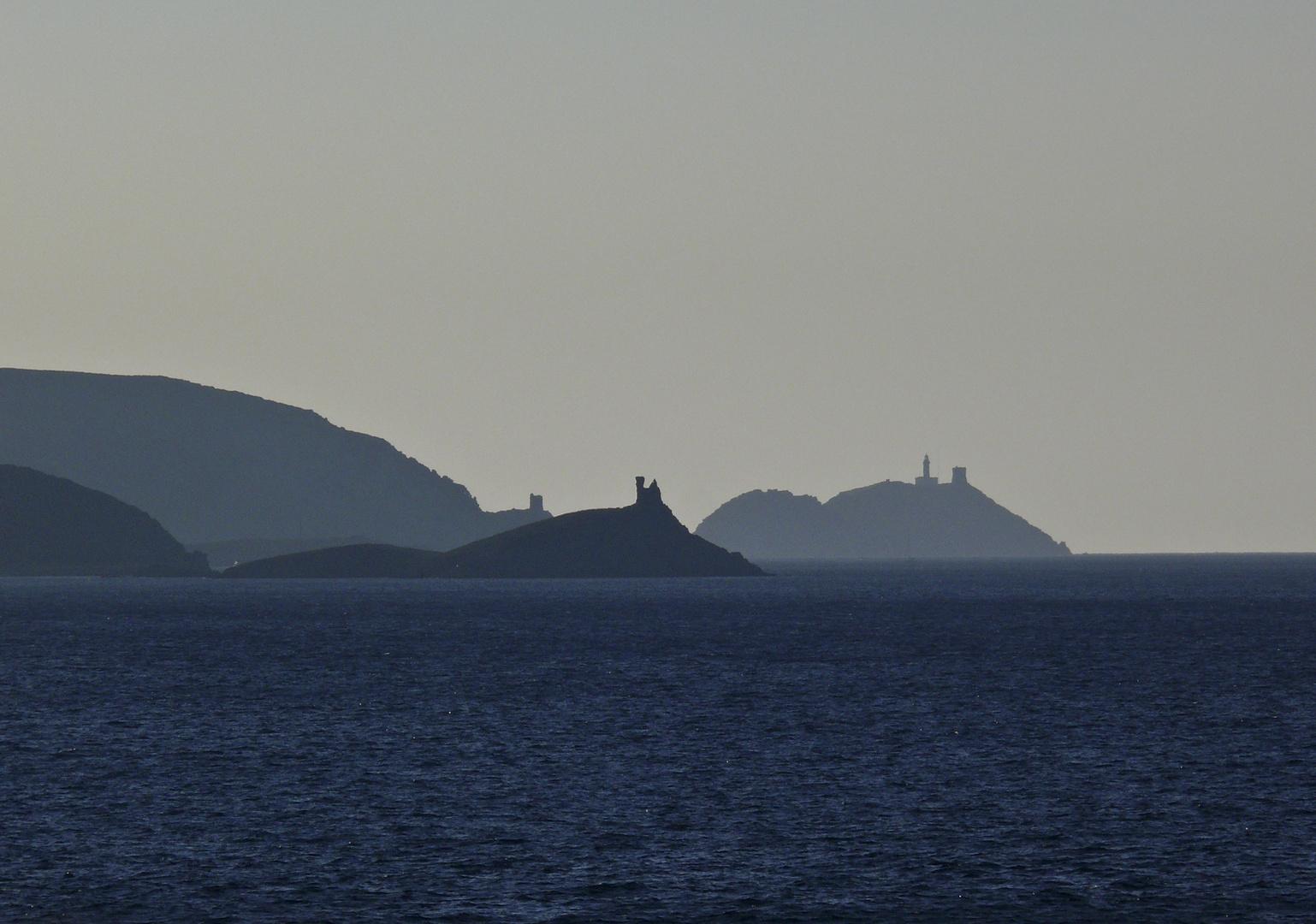 Ankunft auf Korsika