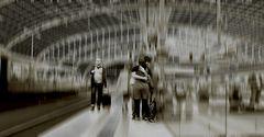 Ankunft Dienstag Berlin-Hauptbahnhof - ...werde da sein .....
