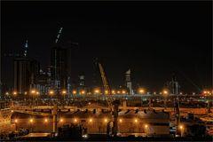 ANKUNFT IN ABU DHABI