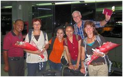 Ankunft in Indonesien 1.9.12