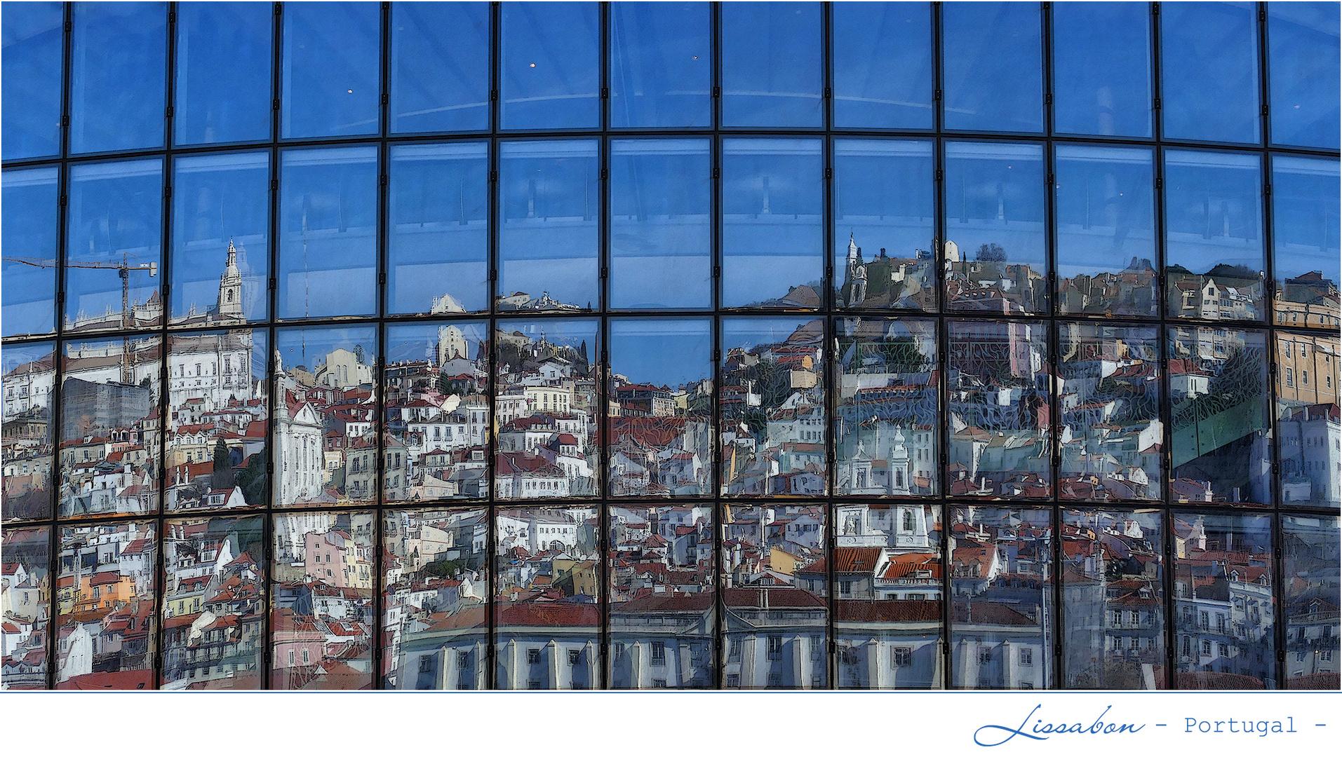 Ankunft Lissabon