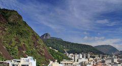 Ankunft in Rio