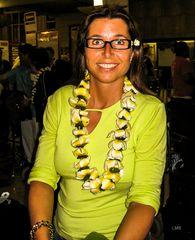 Ankunft in Tahiti