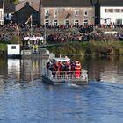Ankunft Sankt Nikolaus in Eijsden (NL)