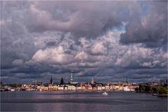 Ankunft Stockholm..