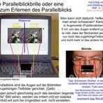 Anleitung für Parallelblick und -brille