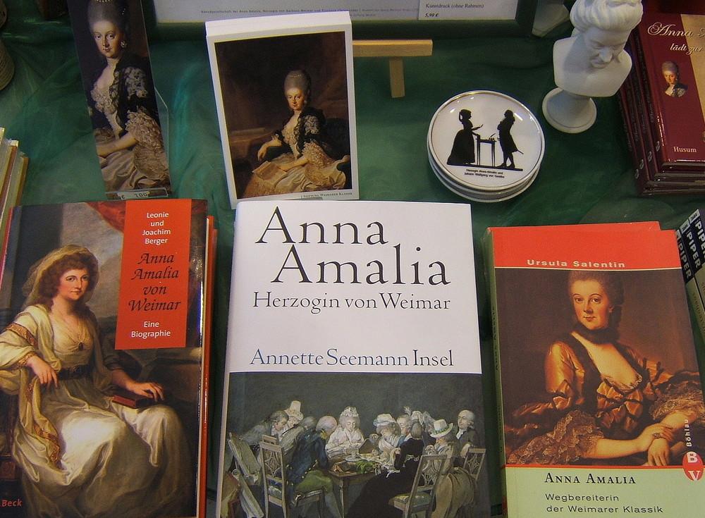 Anna Amalia...