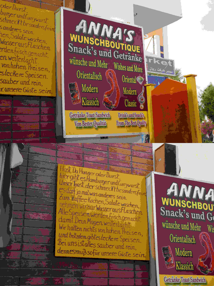 Anna, dass Kölner Orginal