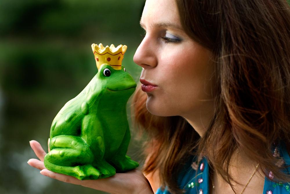 Anna & der Frosch