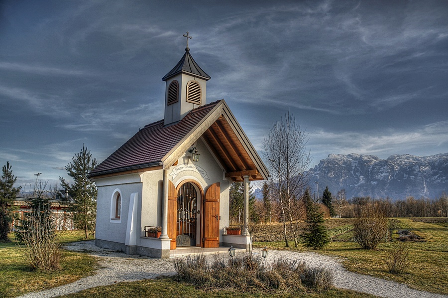 Anna-Maria-Kapelle, Salzburger Land