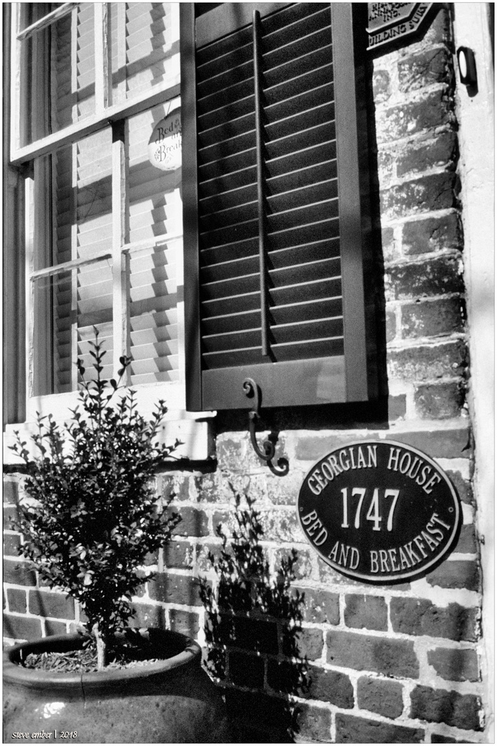 Annapolis No.12 - Georgian House