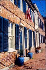 Annapolis No.13 - Along Duke of Gloucester Street