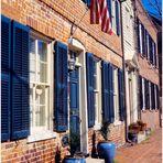 Annapolis No.13 - Along Duke of Gloucester Street