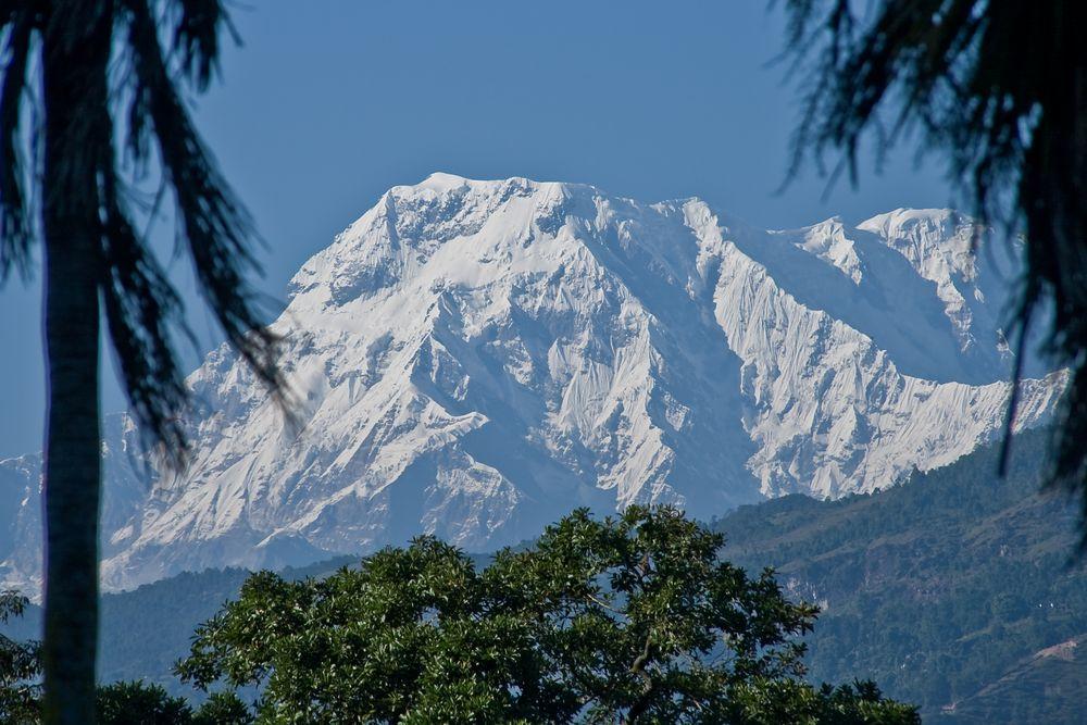 Annapurna Süd - 7.219 m