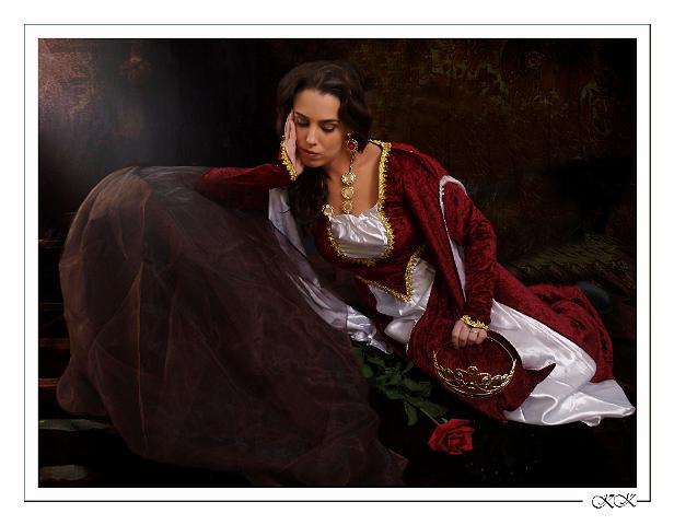 Anne Boleyn / Tudors shooting