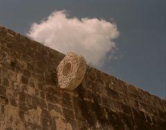 anneau de pelote pre colombienne