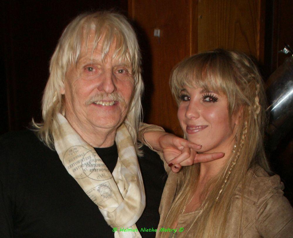Annemarie Eilfeld und Peter Arndt