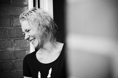 Annett – Auf dem Balkon