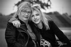 Anni und Lisa ....