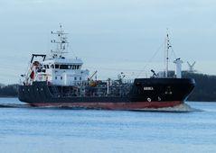 Annika - Chem.Öl -Tanker