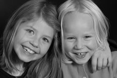 Annika und Isabelle