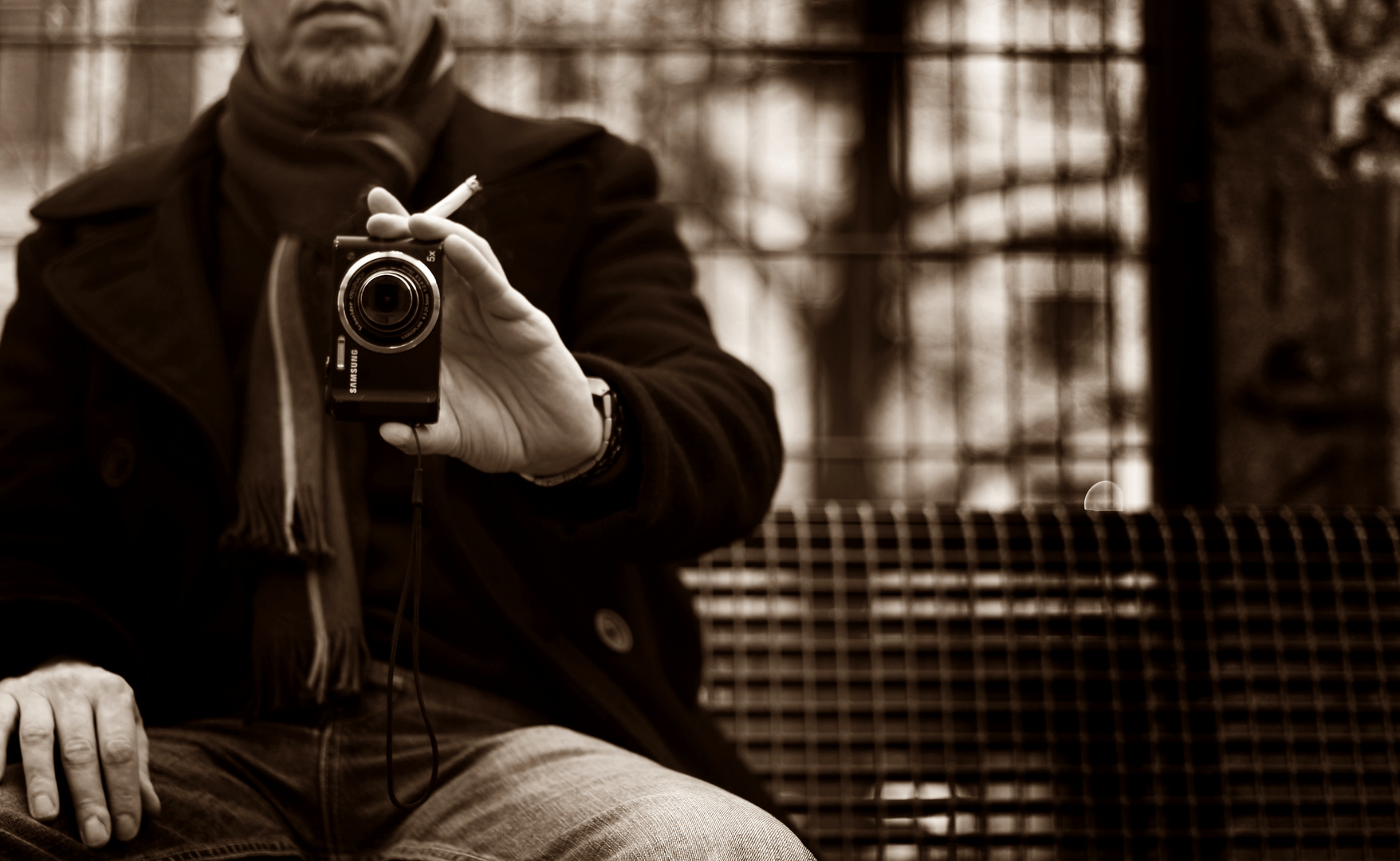 Anonymer Fotograf