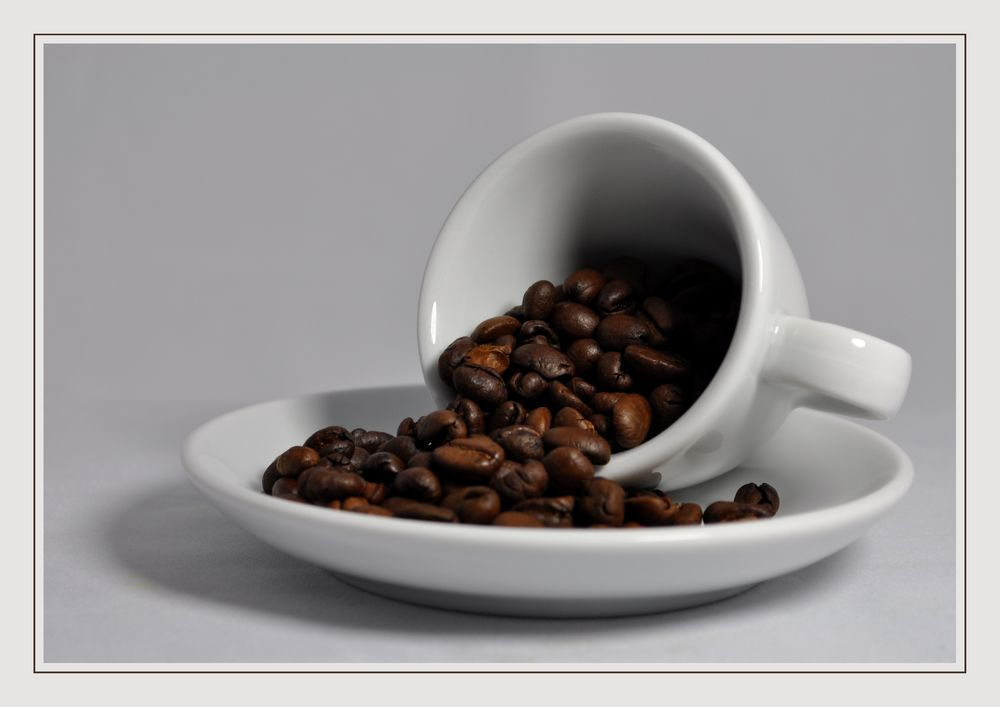 Another cup of coffee *