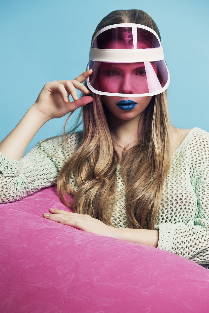 """""""Another Girl in Town"""" (Outtake 1 - Jute Magazine)"""