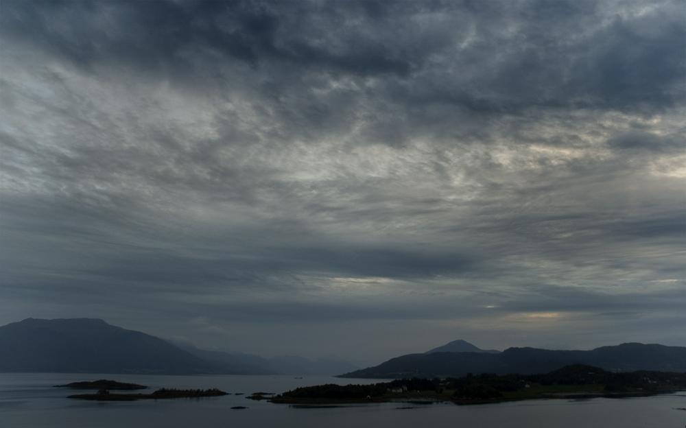 Another grey day in Kristiansund