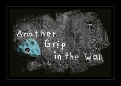 another grip in the wall
