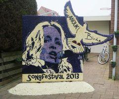 ANOUK bevor dem Songfestival 2013