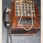 Anrufen wie Dazumal....