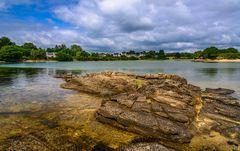 Anse de Pouldohan, Trégunc, Bretagne, France