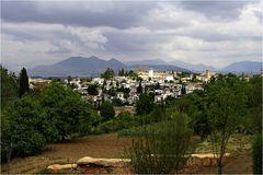 Ansicht Albaicin I