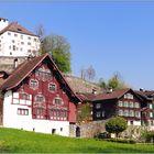 ... Ansicht aus Werdenberg ...