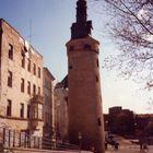 Ansicht Leipziger Turm in Halle