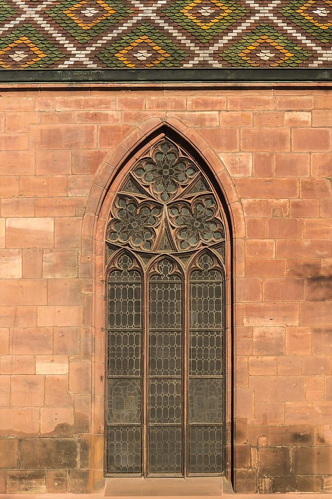 Ansicht Münsterfenster