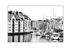 Ansicht von  Ålesund