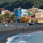 Ansicht von Puerto Tazacorte, La Palma
