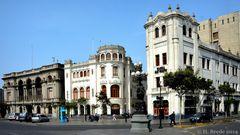 Ansichten aus Lima 1