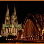 Ansichten des Kölner Doms 4
